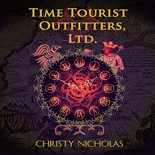Time Tourist Outfitters, Ltd. cover art