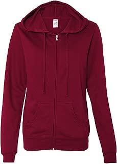 Independent Trading Co ITC Juniors' Heavenly Fleece Sweatshirt SS650Z