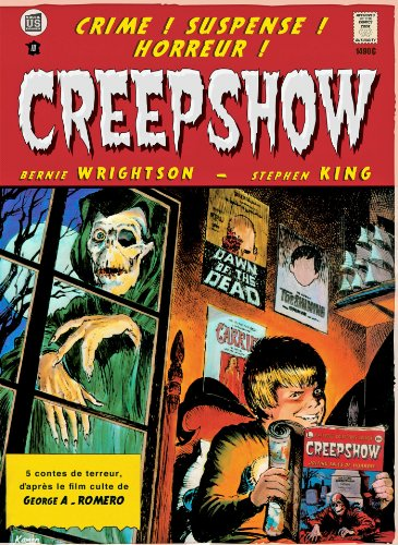 Stephen King Creepshow NED (SOL.COMICS)