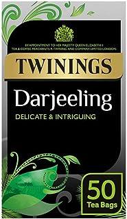 Twinings(UK) Darjeeling 50 tea bags