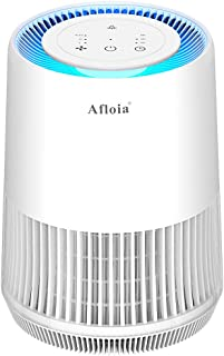 Air Purifier for Home Smokers Allergies and Pets Hair, True HEPA Filter Air Purifier for Large Room