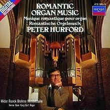 ROMANTIC ORGAN MUSIC ~ Musique romantique pour orgue ~ Romantische Orgelmusik