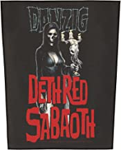 Best danzig back patch Reviews