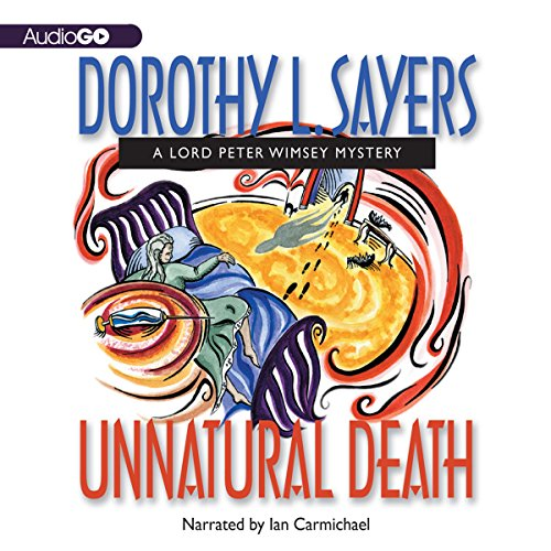 Unnatural Death audiobook cover art