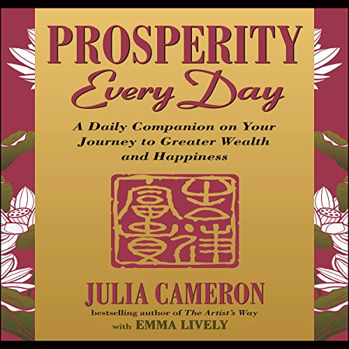 Prosperity Every Day audiobook cover art