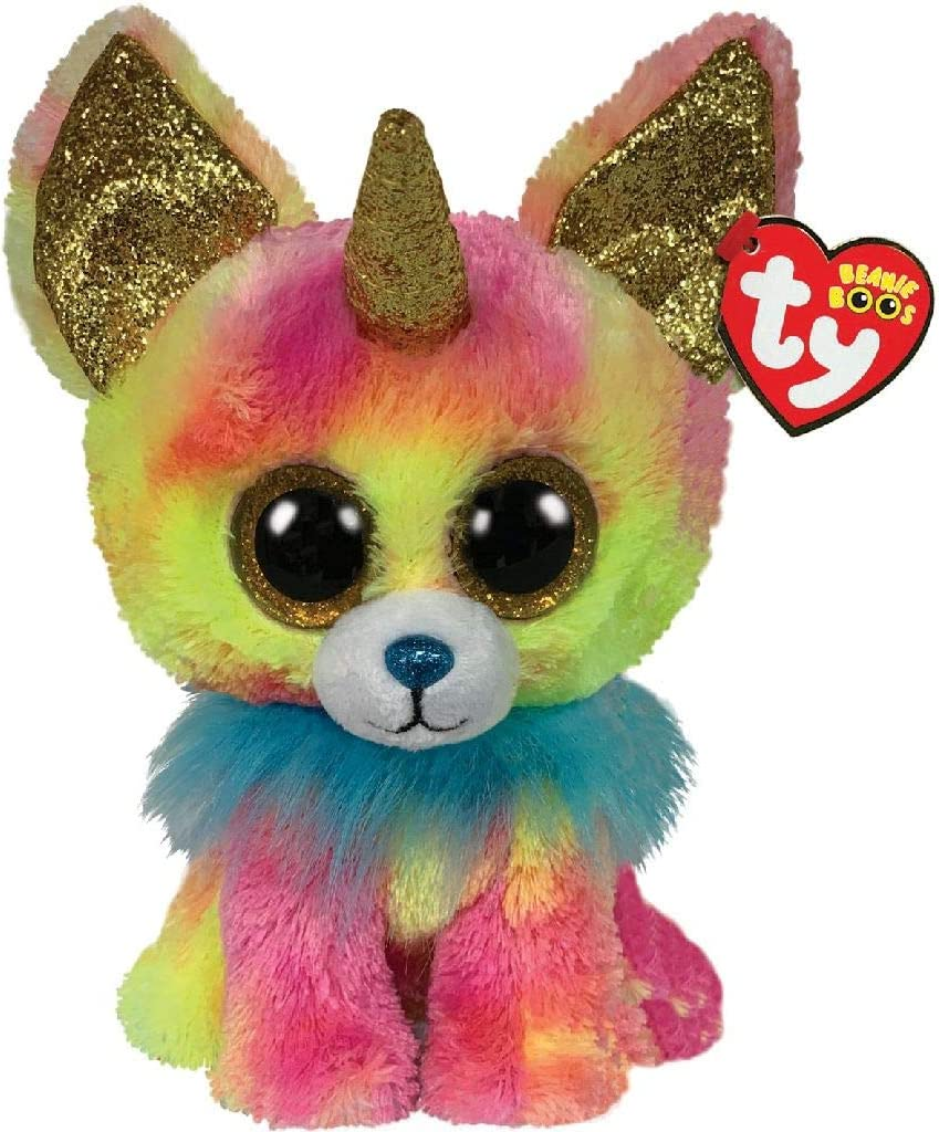 Ty – Beanie Boos – Peluche Yips el Chihuahua, TY36456, Multicolor, 23 cm: Amazon.es: Juguetes y juegos