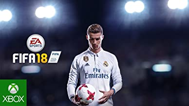 fifa 18 xbox one account