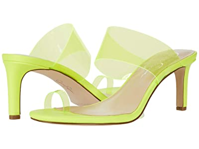 Jessica Simpson Lissah 2 (Neon Yellow) Women