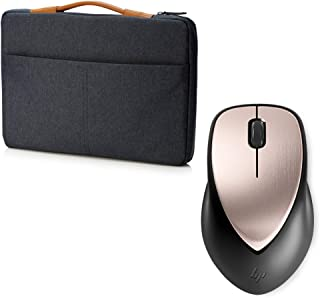 HP Envy Urban 15.6 Charcoal Sleeve + HP Envy 500 Rechargeable Mouse