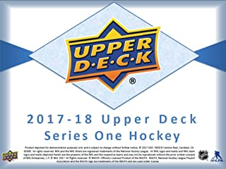 2017 18 upper deck series 1 release date