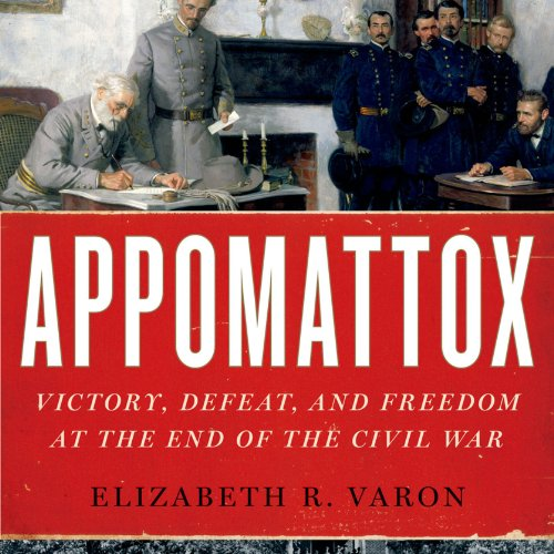 Appomattox cover art