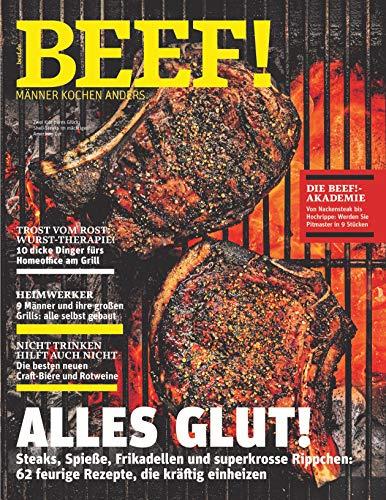 BEEF! Nr. 57 (3/2020): Männer kochen anders