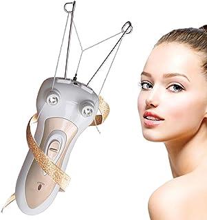 اپیلاتور نخ نخ پاک کننده موی برقی موهای زائد مو را از ریشه سالن جلوه دادن مو صورت بدن اصلاح کنید