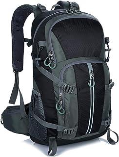 comprar comparacion Mornyray Mochila Senderismo 40L, Mochila de Montaña Impermeable Mujer Hombre, Mochila de Viaje Trekking Acampada Caminar c...