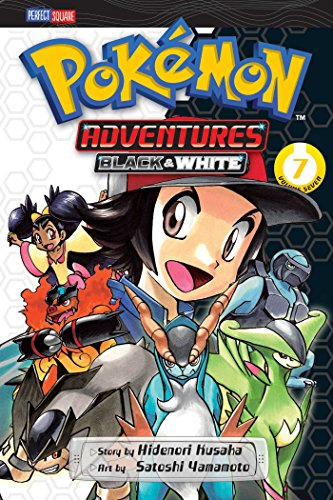 POKEMON ADV BLACK & WHITE GN VOL 07