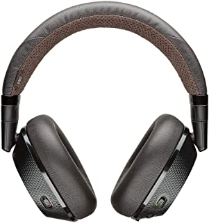 Plantronics Wireless Bluetooth On-ear BackBeat PRO 2 with Mic and Noise Cancelling Black