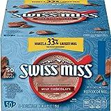 Swiss Miss Hot Cocoa Mix, Regular (SWM47491) (2 Pack 50 Packets/Box)