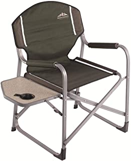 Northwest Territory Director's Chair with Fold-Up Side Table