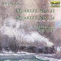 Dvorak: Quartet, No. 12 / Quartet, No. 14 (1991-10-15)