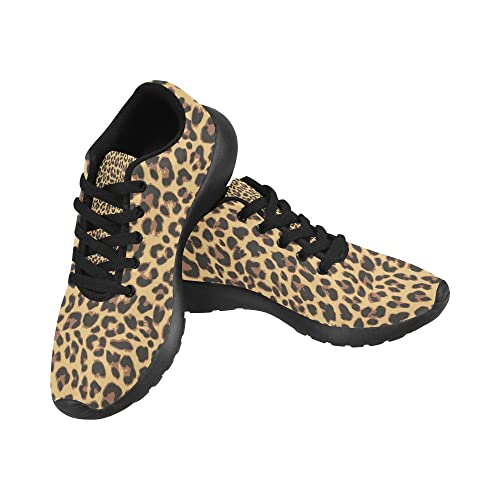 40cfcee0815 INTERESTPRINT Red and Pink Roses Women s Running Shoes Casual Lightweight  Athletic Sneakers US Size ...