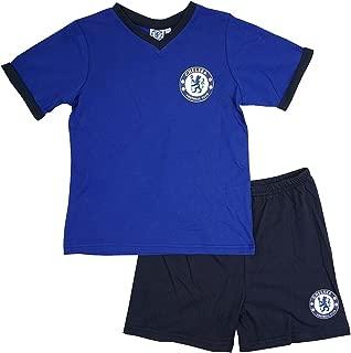 Aykroyds Arsenal Childrens Shortie Pyjamas Sizes 3-12 Years