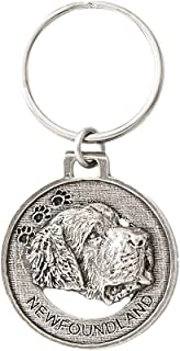 little gifts dog breed keychains