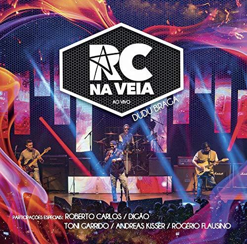 Rc Na Veia - Rc Na Veia Ao Vivo [CD]