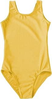 Speerise Little Girls Toddler Spandex Ballet Dance Tank Leotard (Size 2-16)