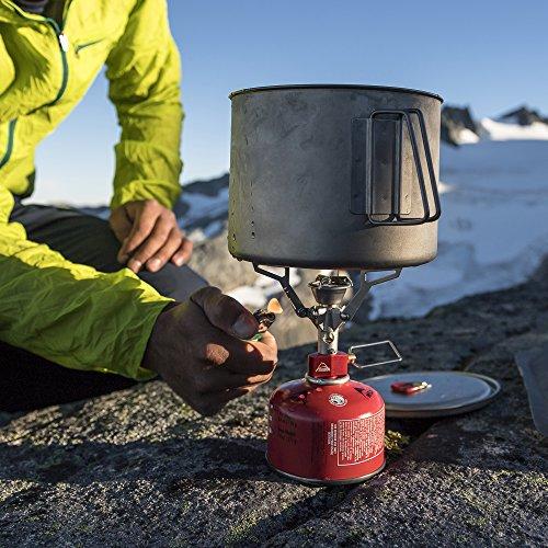 MSR PocketRocket 2 Ultralight Backpacking, Camping, and Travel Stove