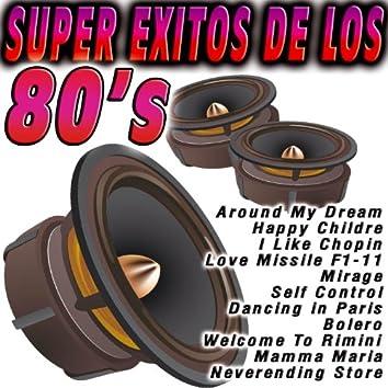 Super Éxitos de los 80