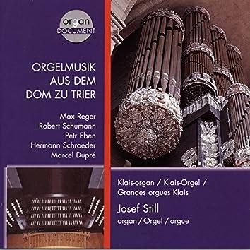 Orgelmusik aus dem Dom zu Trier. Klais-Orgel (Faszination Kathedralraum, Vol. 10)