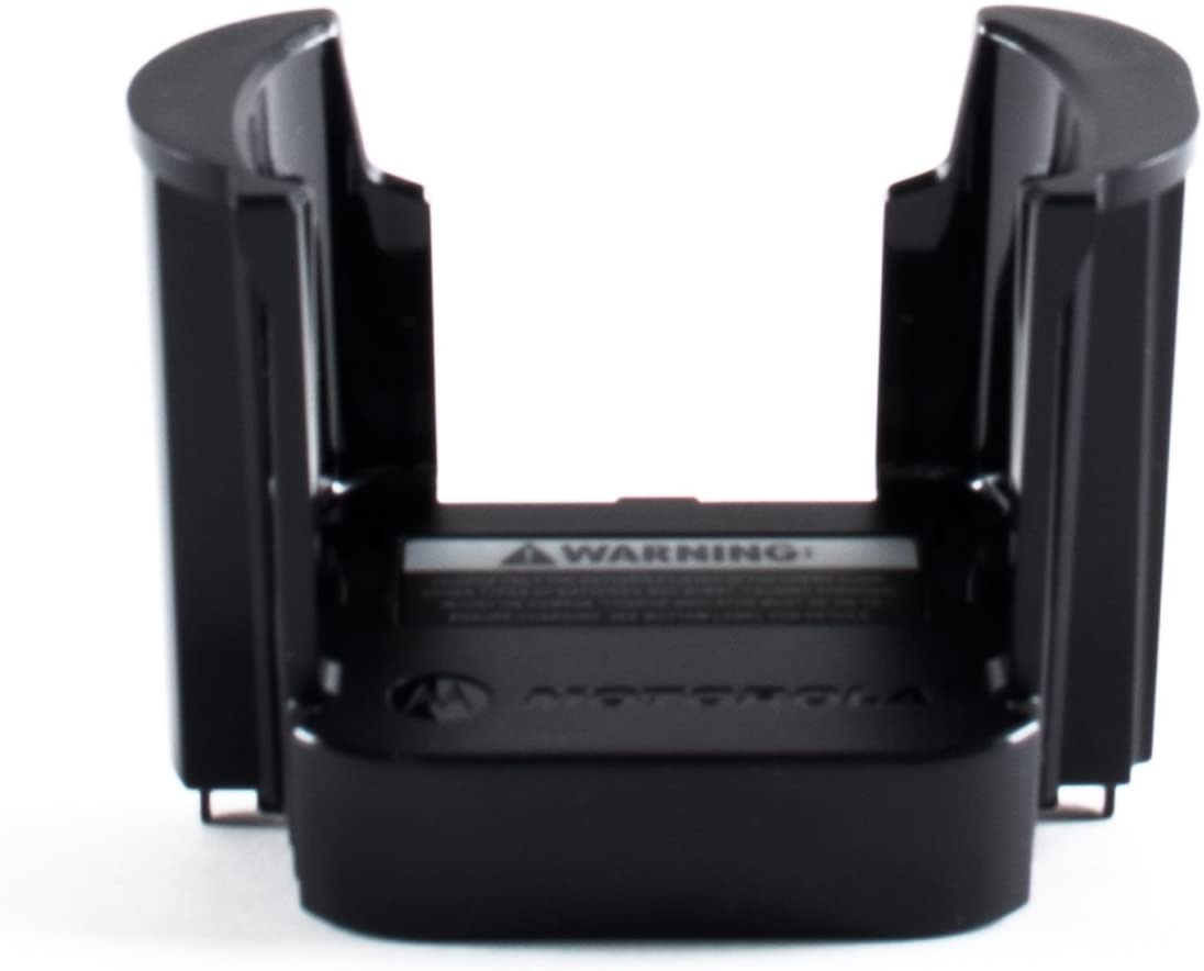 Motorola NNTN7686A Adapter for APX Batteries in Existing XTS Multi-Unit Charger Black