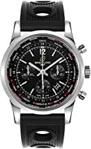 Breitling Transocean Unitime Pilot Men's Watch AB0510U6/BC26-201S