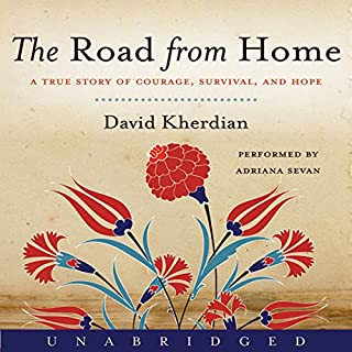 Couverture de The Road from Home