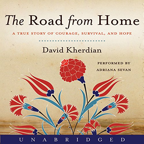 The Road from Home audiobook cover art