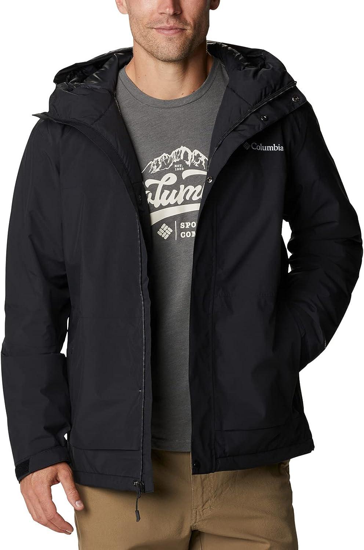 Columbia Men's Horizon Super popular specialty Discount mail order store Insulated Explorer Jacket