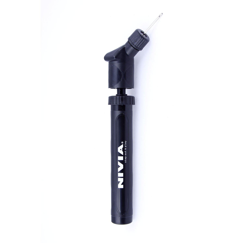 Nivia Ball Pump Double Action   BP   213