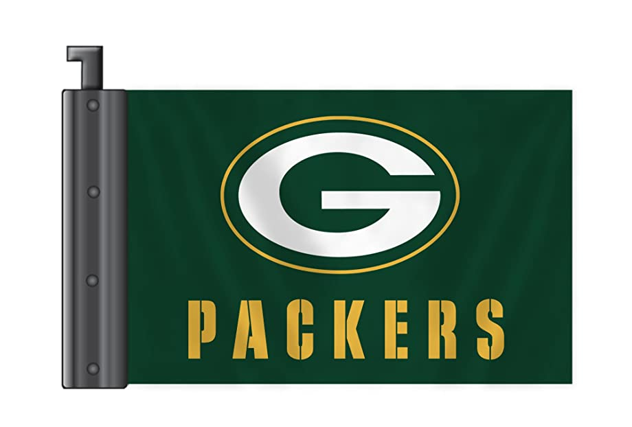 Fremont Die NFL Green Bay Packers Antenna Flag