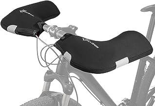 ROCKBROS stuurmanchetten, stuurhandschoenen voor fietsen, motorfietsen, scooters, scooters, gevoerd, winddicht, waterafsto...