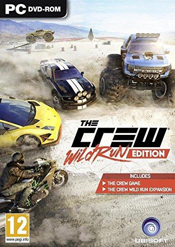The Crew Wild Run Edition : PC DVD ROM , ML