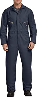 Dickies Deluxe Blended Coverall Traje de Trabajo. para Hombre