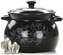 WZWHJ High temperature and heat-resistant ceramics soup pot casserole korean natural casserole kitchen pots cookware