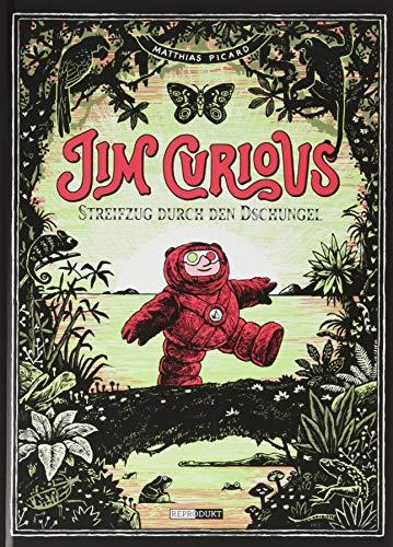 Jim Curious: Streifzug durch den Dschungel