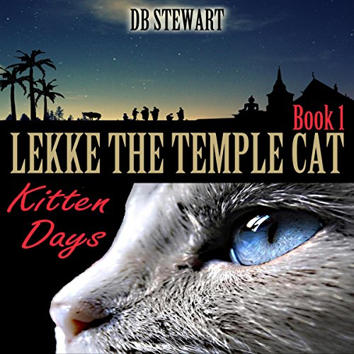 Lekke the Temple Cat cover art