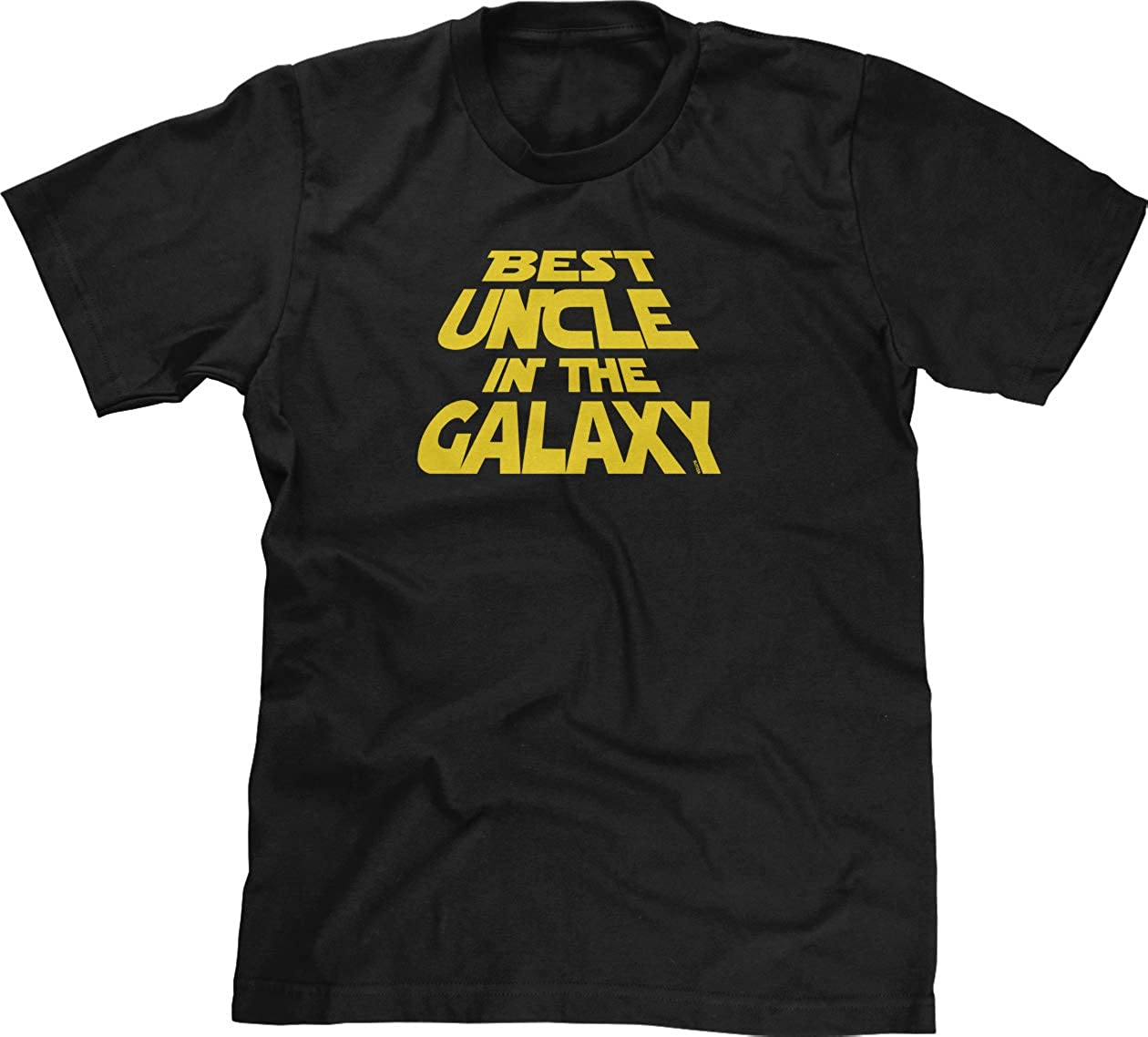 Best Uncle in Max 52% OFF The T-Shirt Galaxy Spring new work one after another Mens