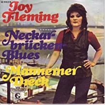 Joy Fleming - Neckarbrücken-Blues / Mannemer Dreck - Intercord - 22 518-5 N