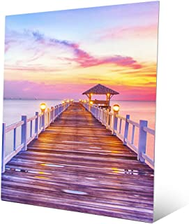 Picture Wall Art Your Photo on Custom Metal 20 x 30 Vertical Print - coolthings.us