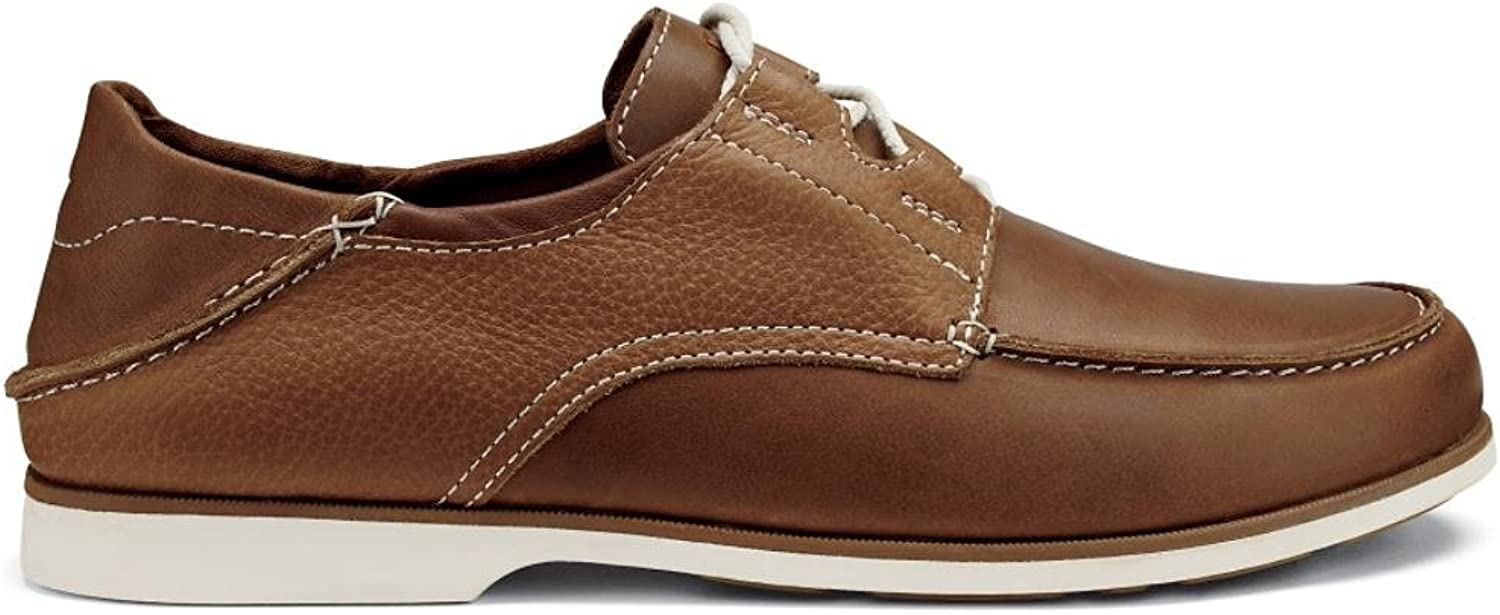 Olukai Men's Moku Boat shoes
