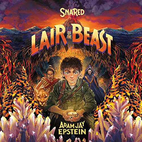 Snared: Lair of the Beast cover art