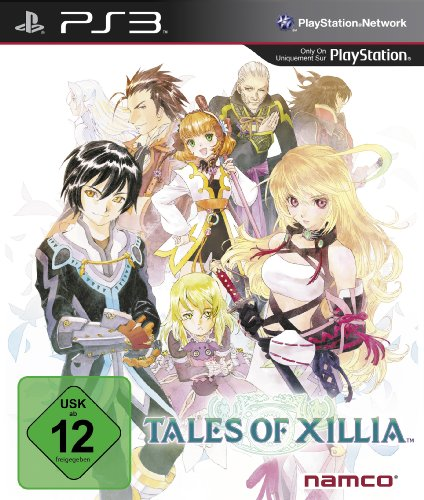 Tales of Xillia - Day One Edition - [PlayStation 3]